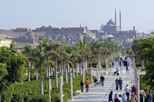 taman Al-Azhar Cairo